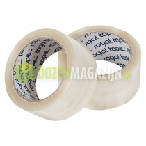 Tape transparant PP S 66 M x 48 MM
