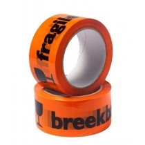 Tape Oranje Breekbaar 66 M x 50 MM